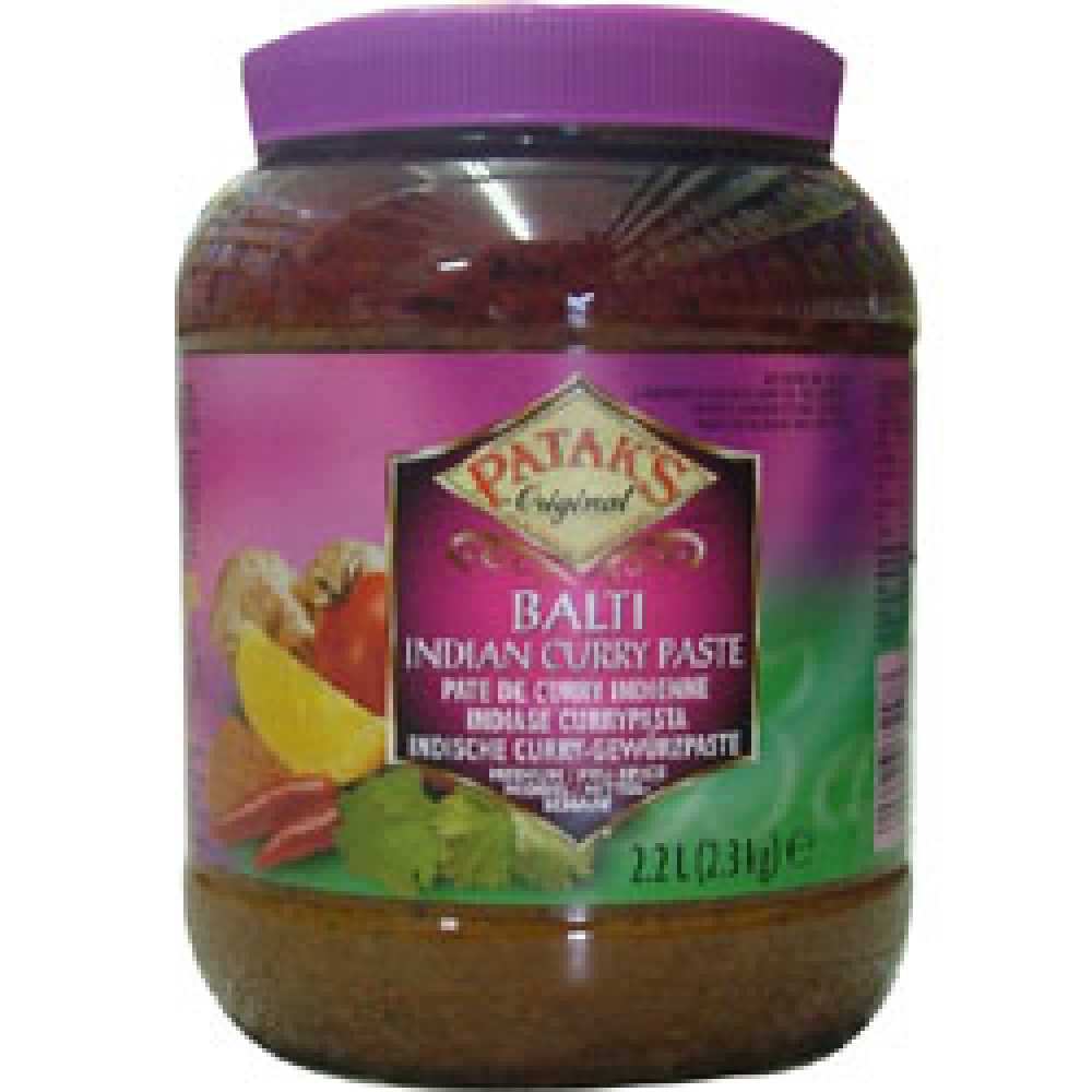 Pataks Balti Indian Curry Paste 2300g | Approved Food