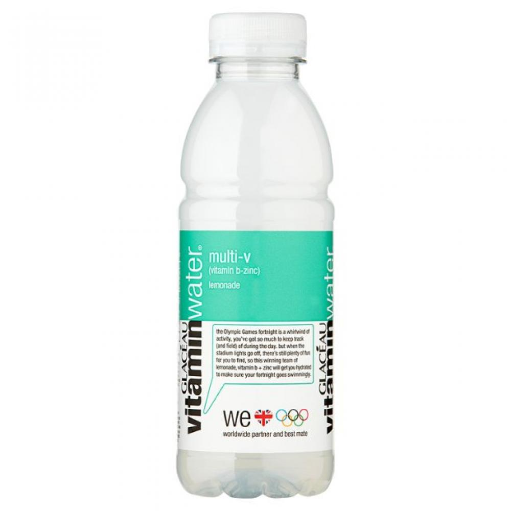 Glaceau Vitamin Water Multi Vitamin Lemonade 500ml
