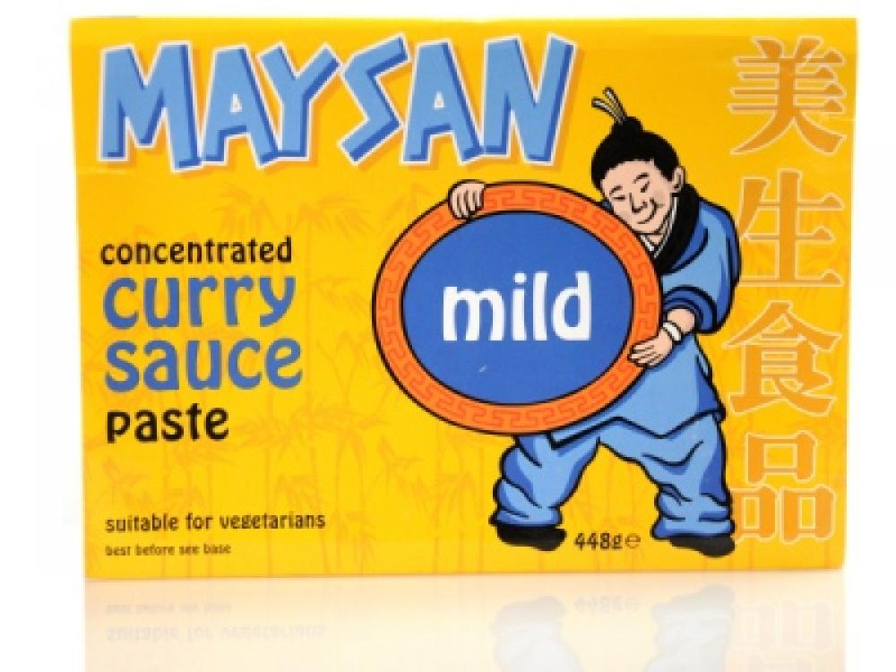 Maysan Concentrated Curry Sauce Paste Mild 448g