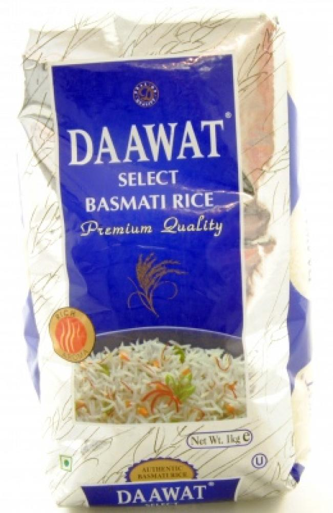 Daawat Select Basmati Rice 1kg